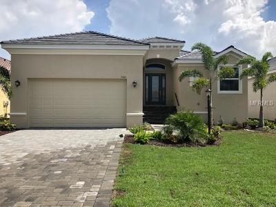 Bradenton FL Single Family Home For Sale: $498,990