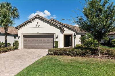 Bradenton FL Single Family Home For Sale: $522,000