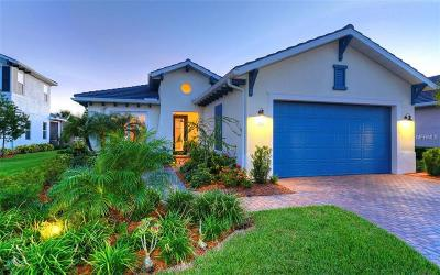 Bradenton FL Single Family Home For Sale: $599,000