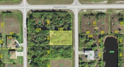 Port Charlotte Residential Lots & Land For Sale: 9485 Galaxie Circle