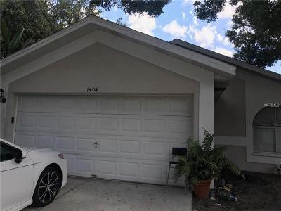 Brandon Single Family Home For Sale: 1404 Mohrlake Drive