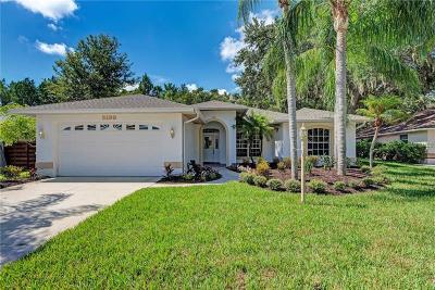Sarasota Single Family Home For Sale: 5196 Sunnydale Circle