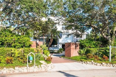 Sarasaota, Sarasota, Sarsota Single Family Home For Sale: 3977 Roberts Point Road
