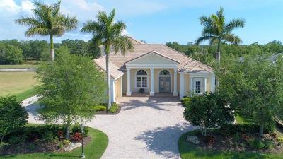 Sarasota Single Family Home For Sale: 3360 Founders Club Drive