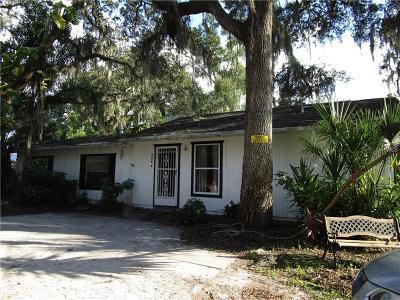 Bradenton Multi Family Home For Sale: 6420 24th Avenue E