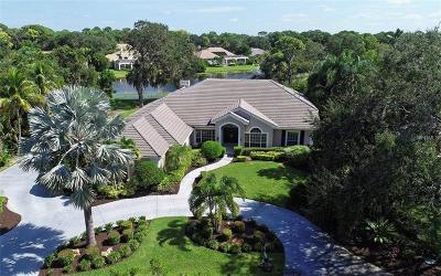 Osprey Single Family Home For Sale: 353 Sugar Mill Drive