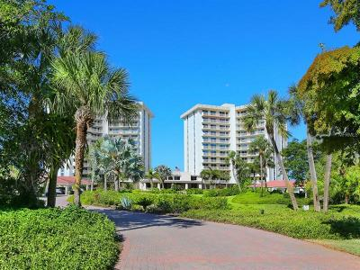 Longboat Key Condo For Sale: 2295 Gulf Of Mexico Drive #32S