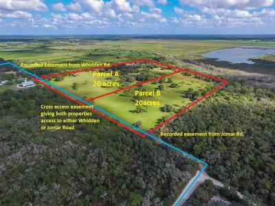 Myakka City Residential Lots & Land For Sale: Jomar Road