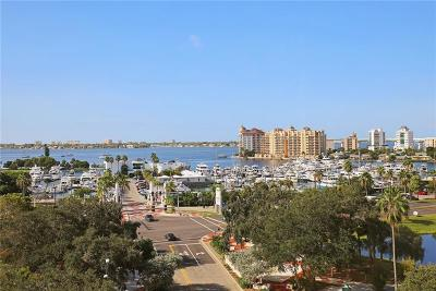 Sarasota Condo For Sale: 1330 Main Street #6 & 7