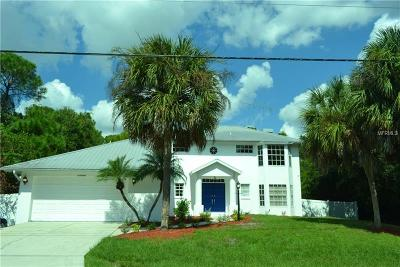 Single Family Home For Sale: 23468 Westchester Boulevard