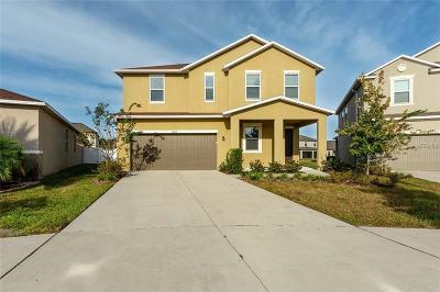 Wimauma Single Family Home For Sale: 10610 Aldo Moro Drive