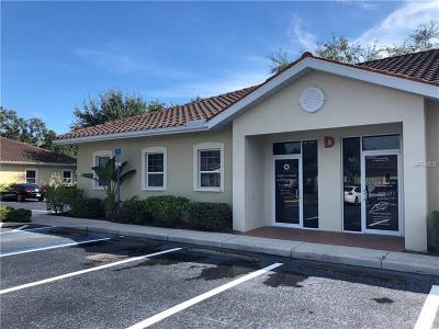 Sarasota Commercial For Sale: 3277 Fruitville Road #D-1