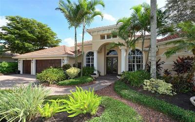 Lakewood Ranch, Lakewood Rch, Lakewood Rn, Longboat Key, Sarasota, University Park, University Pk, Longboat, Nokomis, North Venice, Osprey, Sara, Siesta Key, Venice Single Family Home For Sale: 7110 Beechmont Terrace