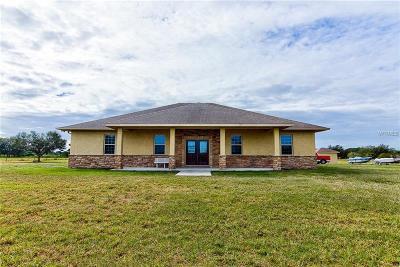 Myakka City Single Family Home For Sale: 24310 Jennings Road