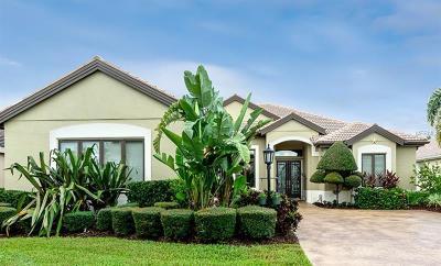 Bradenton Single Family Home For Sale: 5349 97th Street Circle E
