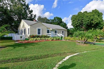 Bradenton Single Family Home For Sale: 5817 28th Avenue Drive E