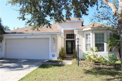 Parrish Single Family Home For Sale: 3603 101st Avenue E