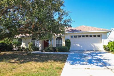 Palmetto Single Family Home For Sale: 5208 15th Street W