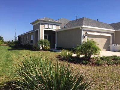 Apollo Beach Villa For Sale: 7406 Parkshore Drive