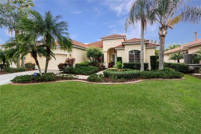 Bradenton Single Family Home For Sale: 6878 Tailfeather Way