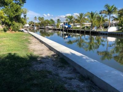 Holmes Beach Residential Lots & Land For Sale: 511 75th Street