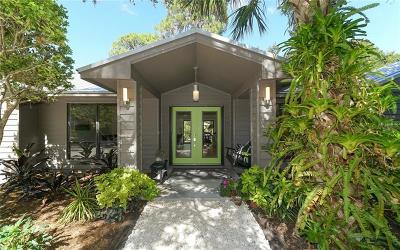 Sarasota Single Family Home For Sale: 1525 Kenilworth Street