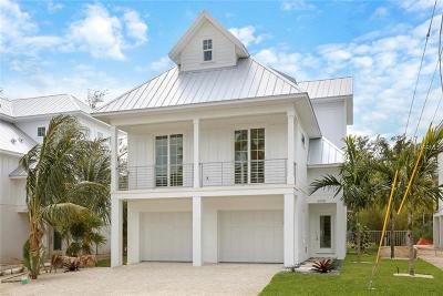 Longboat Key Single Family Home For Sale: 6933 Longboat Drive S
