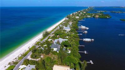 Osprey, Nokomis Single Family Home For Sale: 3220 Casey Key Road