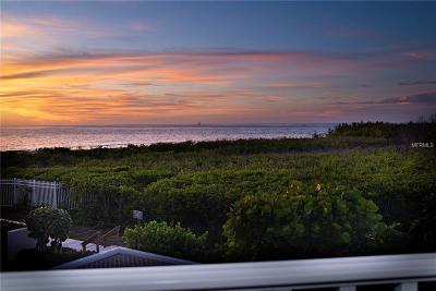 Longboat Key Townhouse For Sale: 280 N Shore Road #5