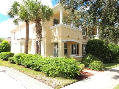 Sarasota Townhouse For Sale: 5975 Giardino Lane