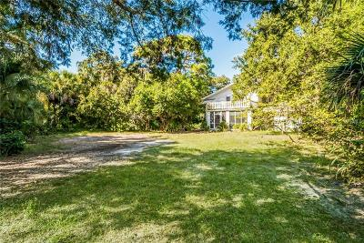 Sarasota Single Family Home For Sale: 653 40th Street