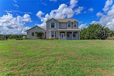 Myakka City Single Family Home For Sale: 13730 Sugar Bowl Road