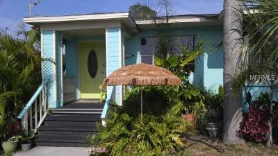 St Pete Beach, St Petersburg, St Petersburg Beach Multi Family Home For Sale: 4180 Central Avenue