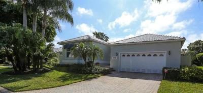 Longboat Key Single Family Home For Sale: 3575 Mistletoe Lane