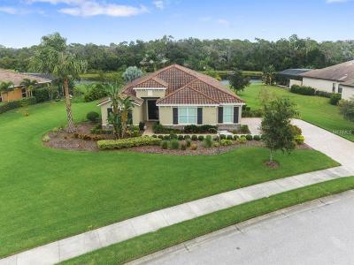 Bradenton Single Family Home For Sale: 17105 E 1st Drive