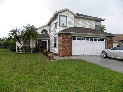 Bradenton Single Family Home For Sale: 3122 57th Avenue Circle E