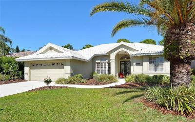 Sarasota Single Family Home For Sale: 4113 Hearthstone Drive