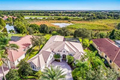 Lakewood Ranch, Lakewood Rch, Lakewood Rn, Longboat Key, Sarasota, University Park, University Pk, Longboat, Nokomis, North Venice, Osprey, Sara, Siesta Key, Venice Single Family Home For Sale: 7217 Desert Ridge Glen