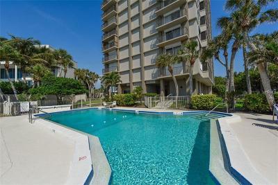 Sarasota Condo For Sale: 4822 Ocean Boulevard #8C