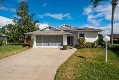 Bradenton Single Family Home For Sale: 4534 Fern Drive