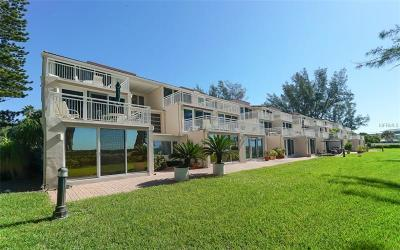 Longboat Key Condo For Sale: 5055 Gulf Of Mexico Drive #536