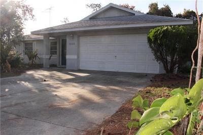 Venice Single Family Home For Sale: 1530 Piedmont Road