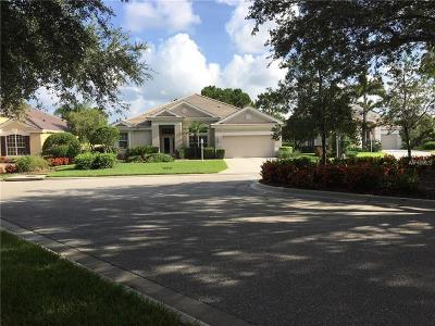 Lakewood Ranch Single Family Home For Sale: 6526 Waters Edge Way