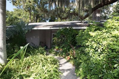 Sarasota Single Family Home For Sale: 867 Virginia Drive