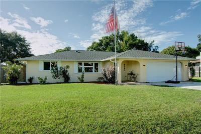Venice FL Single Family Home For Sale: $299,797