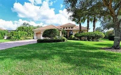 Sarasota, Lakewood Ranch Single Family Home For Sale: 12612 Deacons Place