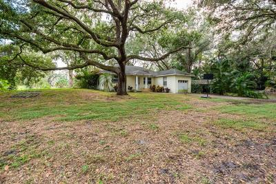 Palmetto Single Family Home For Sale: 3803 101st Street E