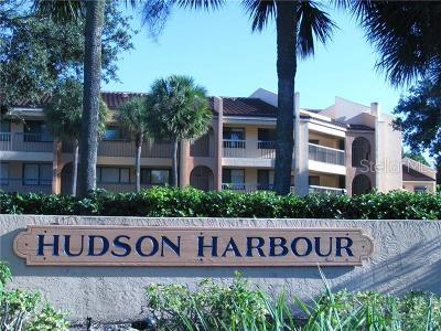 Sarasota Condo For Sale: 800 Hudson Avenue #201