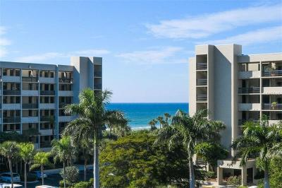 Longboat Key Condo For Sale: 1065 Gulf Of Mexico Drive #403