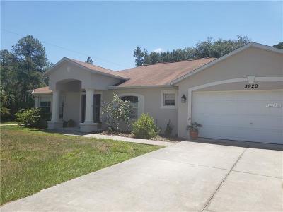 Single Family Home For Sale: 3929 Sardinia Avenue